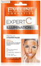 Eveline Cosmetics Expert C Világosító Metál Vitamin Arcmaszk 3 az 1-ben