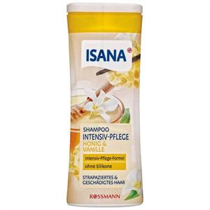 Isana Intensiv-Pflege Shampoo Honig & Vanille