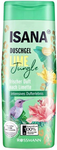 Isana Lime Jungle Tusfürdő