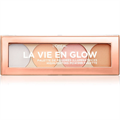 L'Oreal Paris La Vie En Glow Highlighter Paletta