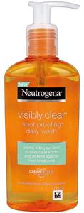 Neutrogena Visibly Clear Spot Proofing Pumpás Arclemosó