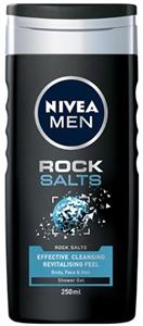 Nivea Men Rock Salts Tusfürdő