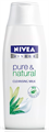 Nivea Pure & Natural Arctisztító Tej