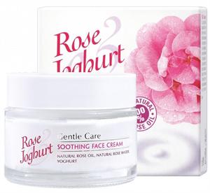 Bulgarian Rose Rose Joghurt Soothing Arckrém