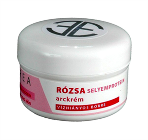 Estrea Rózsa Selyemprotein Arckrém