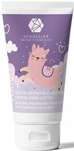 Schüssler Natúr Hidratáló Kézkrém Csokoládéillattal