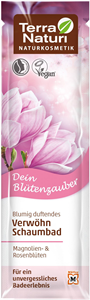 Terra Naturi Schaumbad Blütenzauber