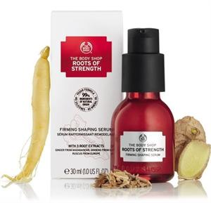 The Body Shop Roots of Strength Feszesítő Szérum