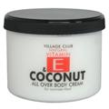Village Vitamin E & Coconut Testápoló