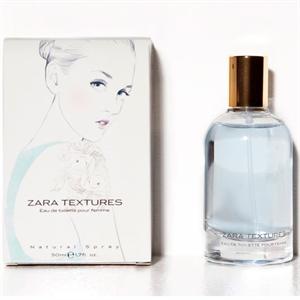 Zara Textures Water Lily