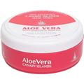 Aloe Excellence Canary Islands Aloe Vera With Moscheta Rose Oil Face & Body Cream
