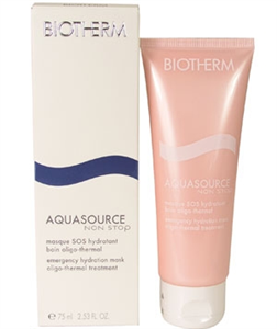 Biotherm Aquasource Non Stop Emergency Hydration Mask