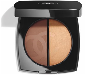 Chanel Harmonie Bronzer And Highlighter Duo