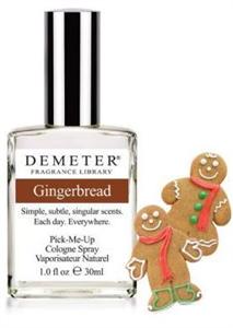 Demeter Fragrance Gingerbread