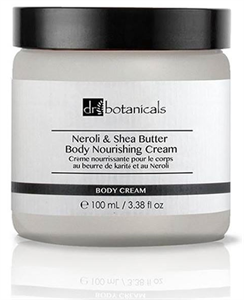 dr Botanicals Neroli & Shea Butter Nourishing Testápoló Krém