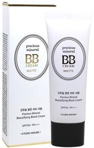 Etude House Precious Mineral BB Cream Matte SPF50+ / PA+++
