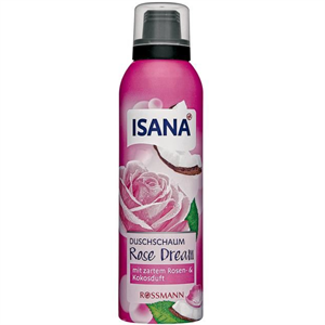 Isana Rose Dream Tusfürdőhab