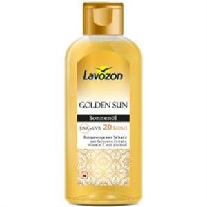Lavozon Golden Sun Napolaj SPF20
