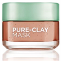 L'Oreal Paris Pure-Clay Mask Exfoliate & Refining Treatment Mask