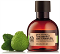The Body Shop Spa Of The World Thai Makrut Lime Szépítőolaj