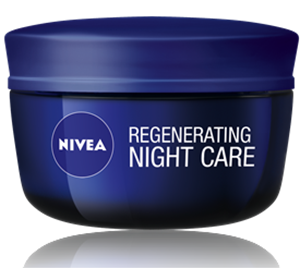 Nivea Aqua Effect Tápláló Éjszakai Arckrém