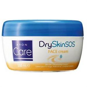 Avon Care DrySkin SOS Arckrém