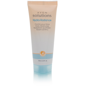Avon Solutions Hydra-Radiance Continuous Glow Daily Moisturiser