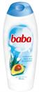 Baba Natura Aloe Vera és Avokádó Tusfürdő
