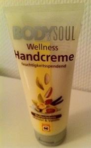 Body&Soul Olivás Kézkrém