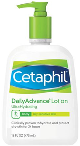 Cetaphil DailyAdvance Lotion