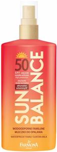 Farmona Sun Balance Waterproof Family Suntan Milk SPF50