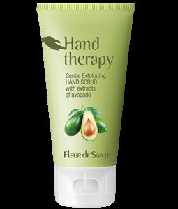 Fleur de Santé Hand Therapy Kézradír Avokádókivonattal
