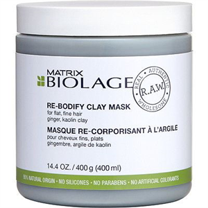 Matrix Biolage R.A.W. Uplift Re-Bodify Mask