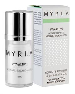 Myrla Vita Active Azonnali Ragyogás Gél