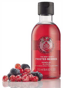 The Body Shop Frosted Berries Tusológél