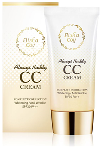 Elisha Coy Always Nuddy CC Cream