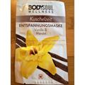 Body&Soul Wellness Arcmaszk Mandula és Vanília