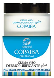 doBrasil Copaiba Bőrtisztító Arckrém