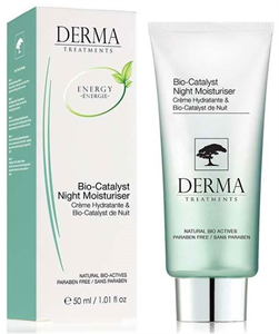 Derma Treatments Bio Catalyst Éjszakai Hidratáló Krém