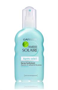 Garnier Ambre Solaire Napozás Utáni Frissítő Hidratáló Spray
