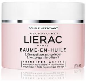 Lierac Baume-en-Huile Double Cleanser