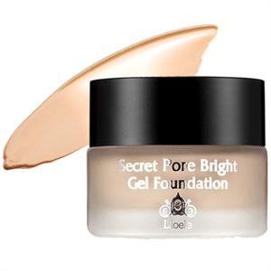 Lioele Secret Pore Bright Póruseltüntető BB Gél Alapozó
