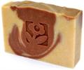Míves Csokoládés-Narancsos Kecsketej Szappan