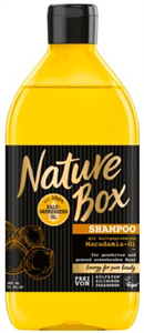 Nature Box Makadámdió Sampon