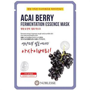 Noblesse Acai Berry Fermentation Essence Mask