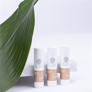 Rosa Herbal Skin Care Lip Care Bronze