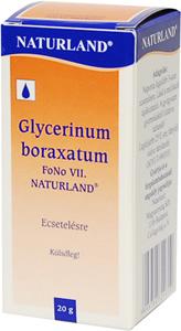 Naturland Glycerinum Boraxatum