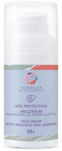 Schüssler Age Protection Ránctalanító Arcszérum 50+