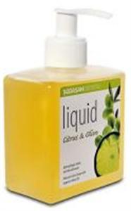 Sodasan Bio Folyékony Szappan Citrom-Olíva