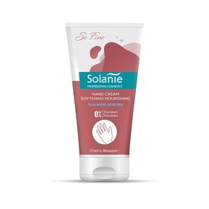 Solanie Basic Puhító és Tápláló Kézkrém Cseresznyevirág Illattal